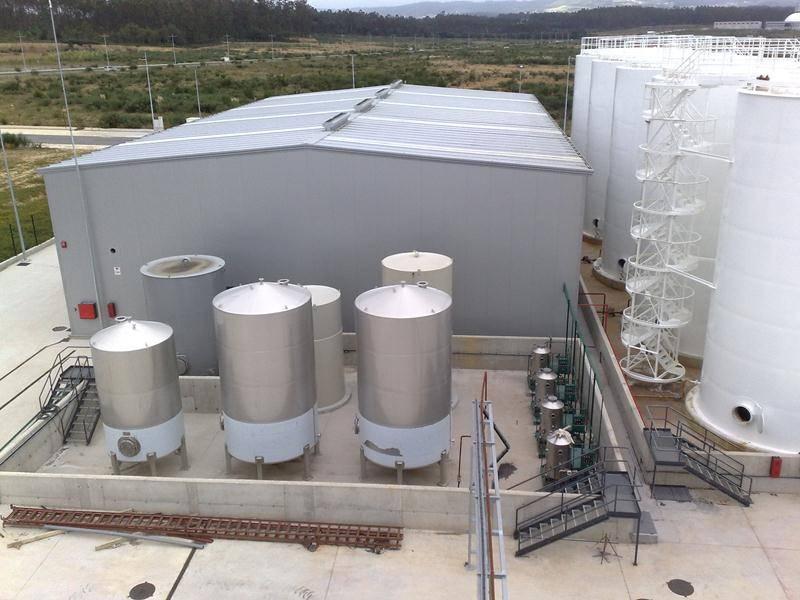 Spain Biodiesel plant 1