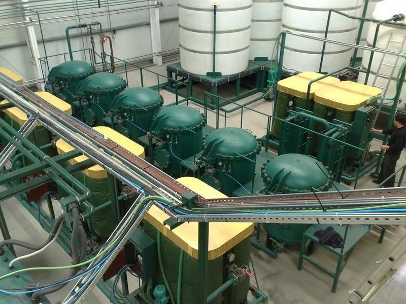 Spain Biodiesel plant 2