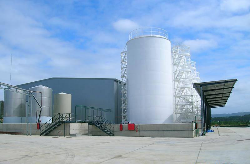 Spain Biodiesel plant 3