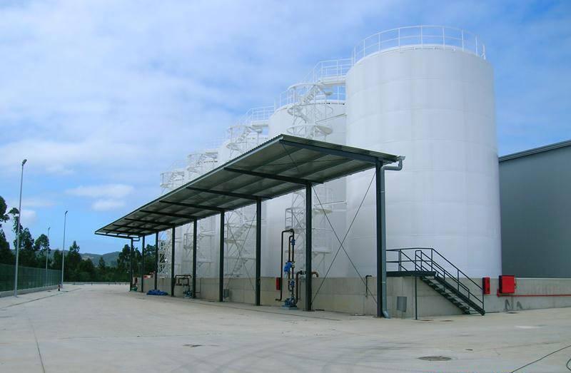 Spain Biodiesel plant 4