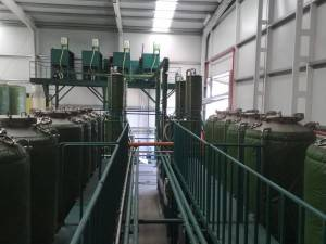 filtration and polishing unit