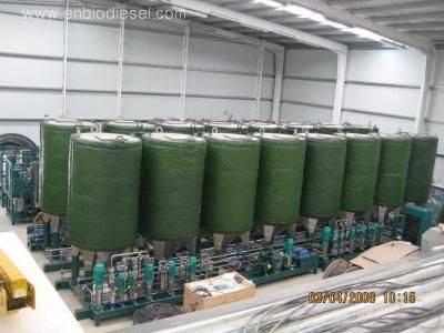 UBD-16 biodiesel unit